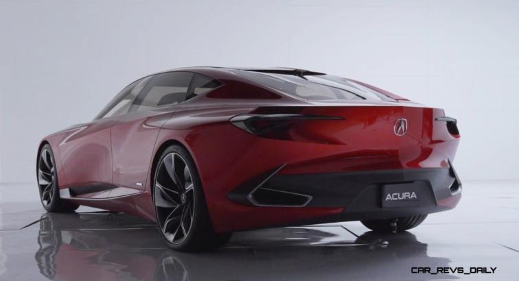 Worst of NAIAS - 2016 Acura Precision Concept 15