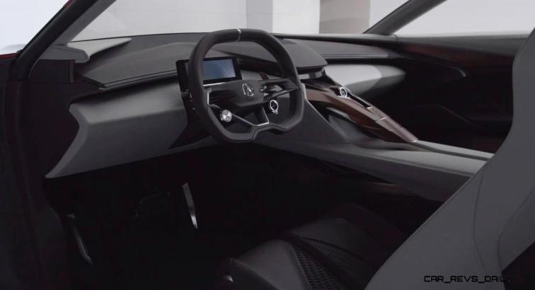 Worst of NAIAS - 2016 Acura Precision Concept 22