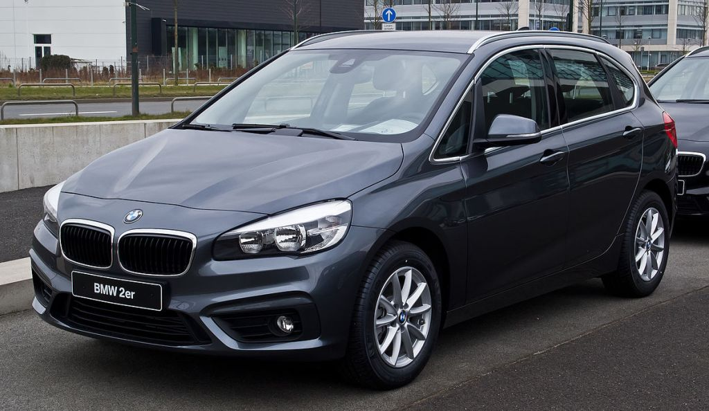 bmw active tourer 2