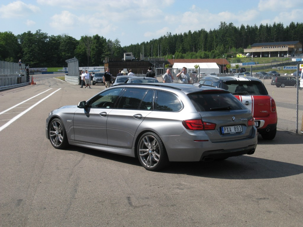 bmw serie 5 touring occasion