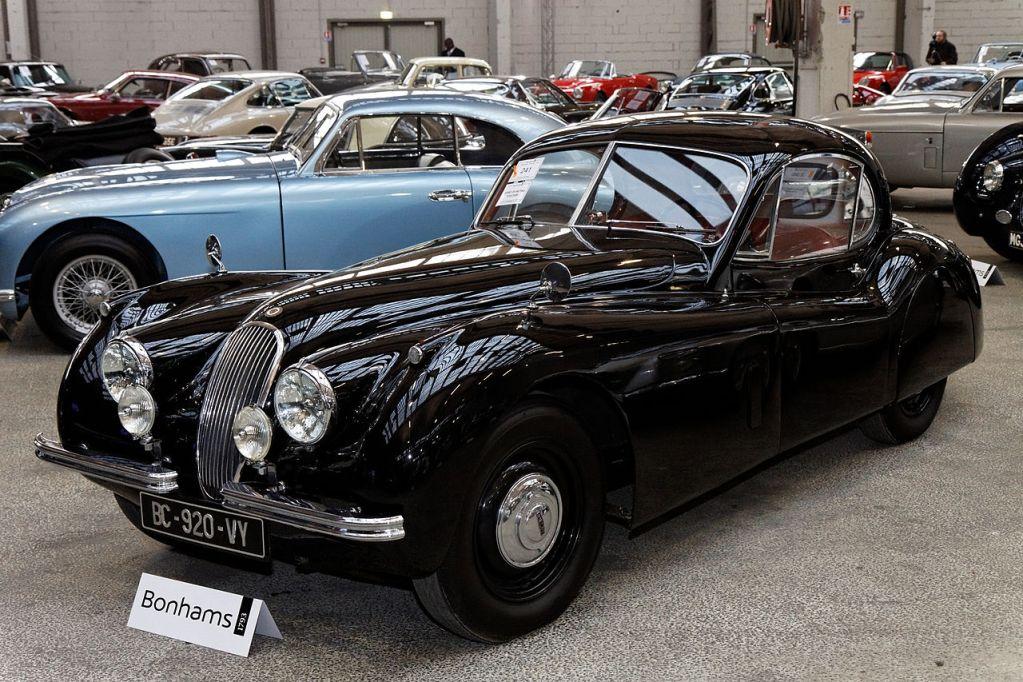 jaguar coupé