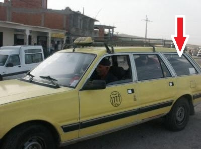 panda voiture