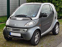 smart voiture prix