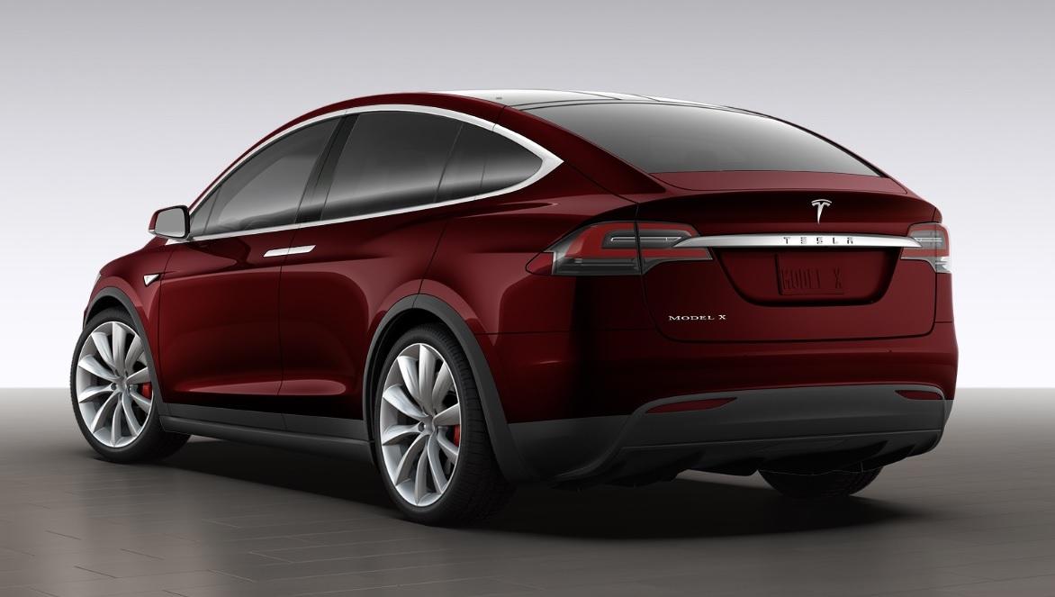 Tesla Model X - car-top.fr