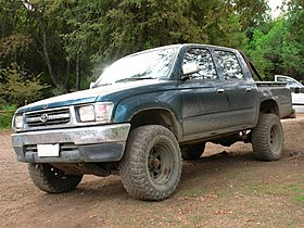 toyota hilux occasion