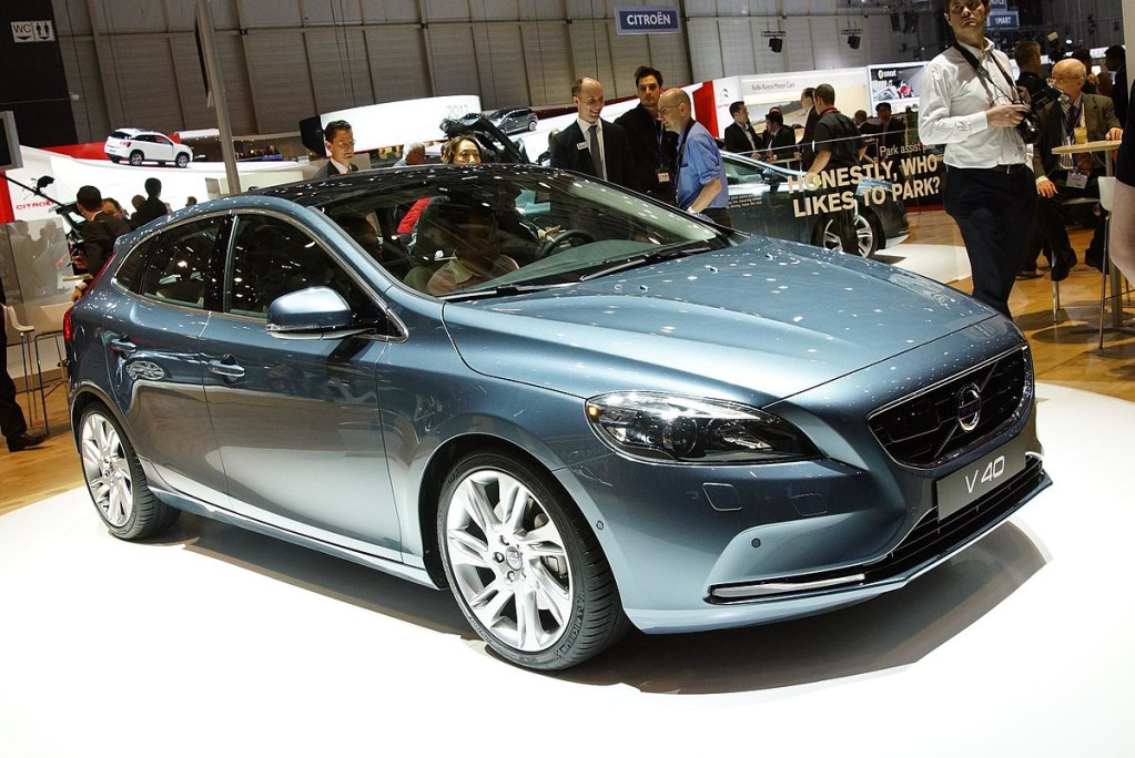 volvo v40 break
