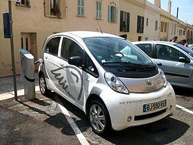 ion voiture électrique