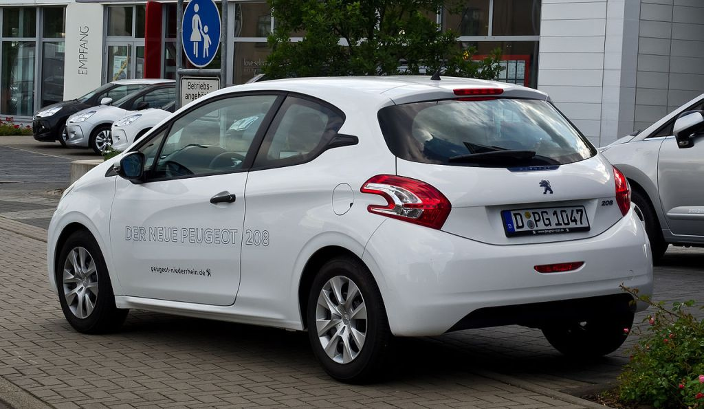 peugeot 208 sw occasion