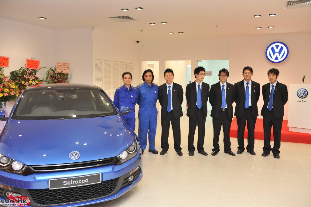 Volkswagen 福士全新澳門陳列室正式開幕花絮(視像) : 香港第一車網 Car1.hk