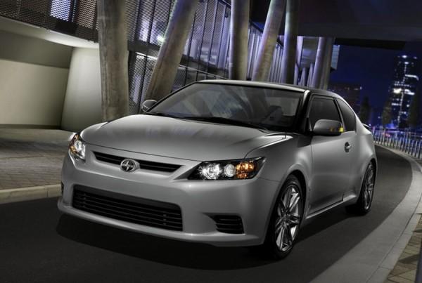 Toyota Scion tC 五門版將現身 : 香港第一車網 Car1.hk