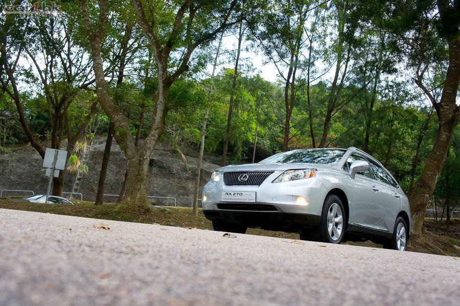 Lexus RX270 務實之旅 : 香港第一車網 Car1.hk