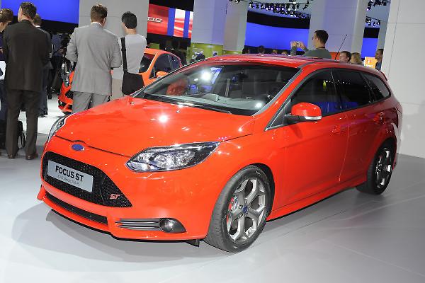 法蘭克福越洋傳真:Ford Fiesta ST 概念車專攻中小型市場 : 香港第一車網 Car1.hk