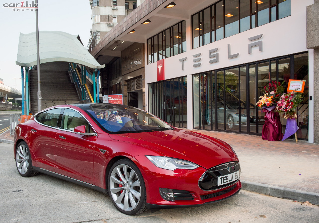 Tesla 香港開設全新試駕中心 : 香港第一車網 Car1.hk