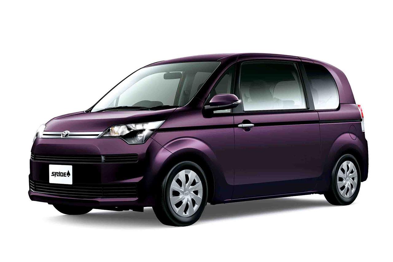 Toyota 本週末 Spade BLACKJACK Edition 首度展出 : 香港第一車網 Car1.hk
