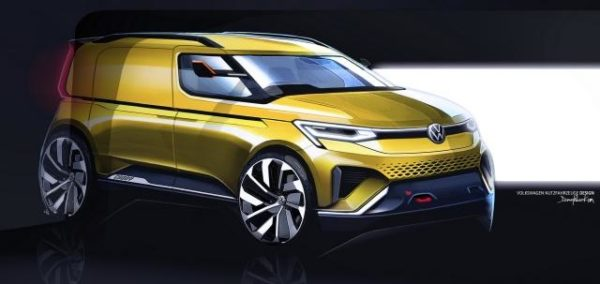 2020 大改款 Volkswagen Caddy : 香港第一車網 Car1.hk