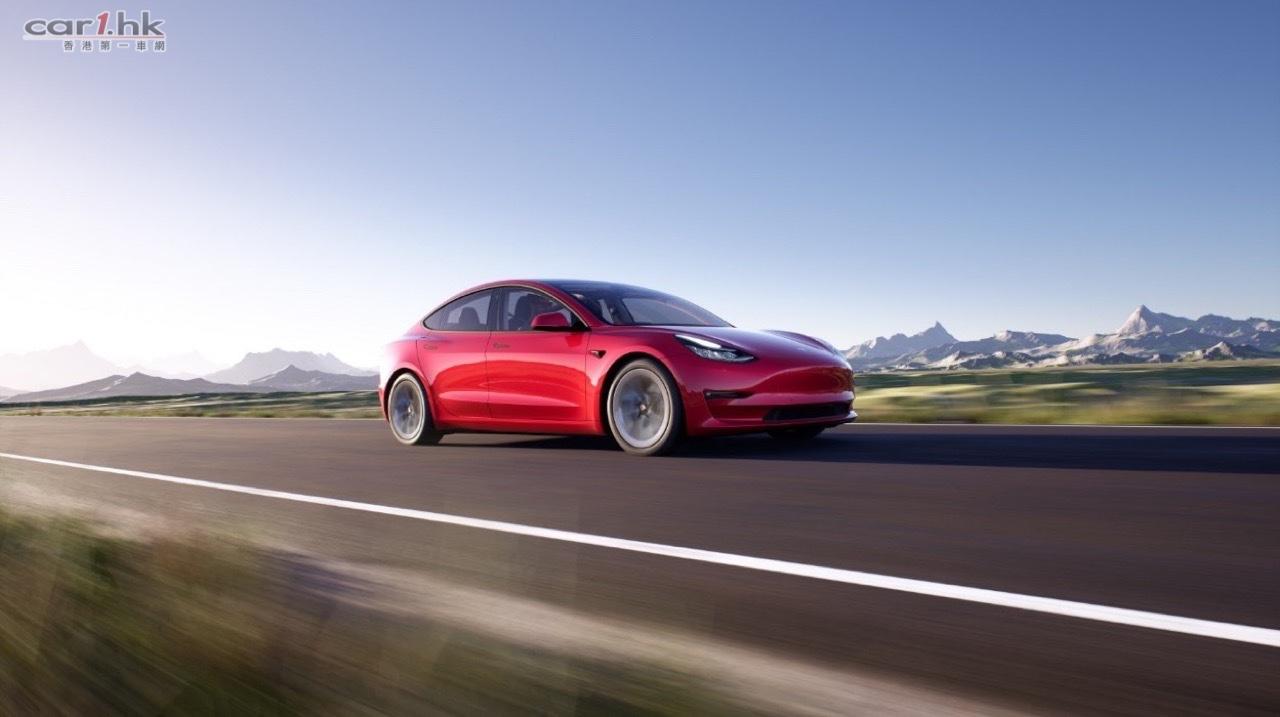 全新 Model 3 進駐 Tesla K11 MUSEA 體驗中心 : 香港第一車網 Car1.hk