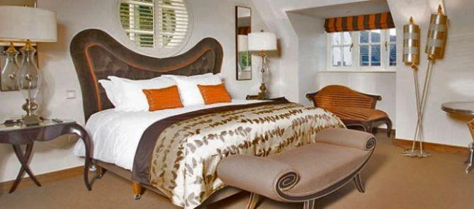 Dylan Hotel Bedroom