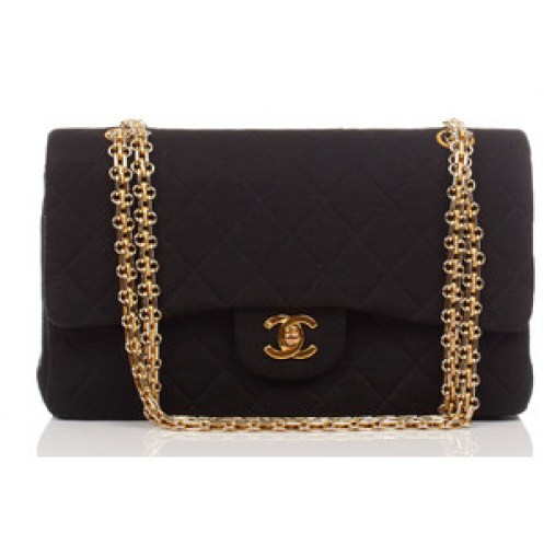 Chanel Early quilted bag made from Jersey