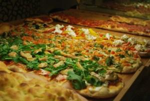 Pizza al taglio, Rome