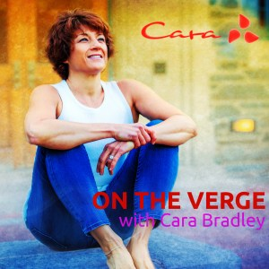 Cara Podcast Cover - on the verge