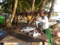 Jackson partage la pêche collective