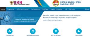 BKN Sudah Siapkan Infrastruktur Seleksi Penerimaan CPNS 2018