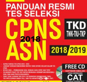 Contoh Soal CPNS dan Kunci Jawaban Terbaru