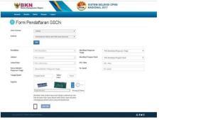 Petunjuk Cara Daftar CPNS Tangerang Selatan Tangsel 2018 Lulusan SMA D3 S1