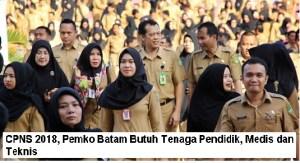 Pengumuman Hasil Seleksi Administrasi CPNS 2018 Sumatera Barat