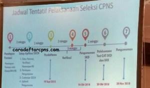 Daftar Nama Hasil Seleksi Administrasi CPNS 2018 Nusa Tenggara Timur