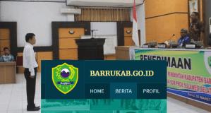 SKB CPNS Kabupaten Barru 2019 2020, soal tes CPNS Kab Barru 2020, Hasil akhir CPNS Pemkab Barru 2020,