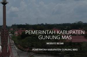 Pengumuman Hasil Tes CAT SKD CPNS Kabupaten Gunung Mas 2018