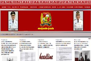 Pengumuman Hasil Tes SKD CPNS Kabupaten Karo 2018
