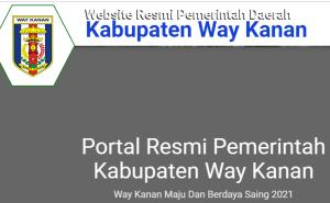 Pengumuman Hasil Tes SKD CPNS Kabupaten Way Kanan 2018