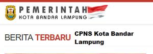 Pengumuman Hasil Tes SKD CPNS Kota Bandar Lampung 2018
