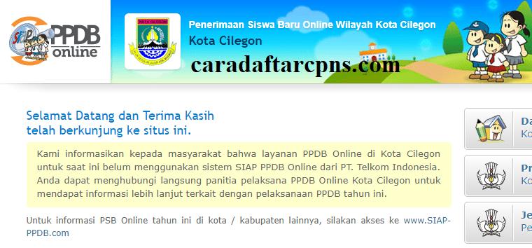 Jadwal dan Syarat pendaftaran PPDB SMP Kota Cilegon 2020 2021