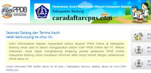 Jadwal PPDB SMA SMK Negeri Kab Badung 2020 2021