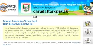Jadwal PPDB SMA SMK Negeri Kab Banyuasin 2020 2021