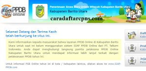 PPDB SMP Kabupaten Barito Utara