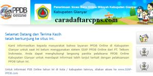 Jadwal PPDB SMA SMK Negeri Kab Gianyar 2020 2021