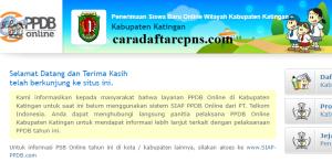 PPDB SMP Kabupaten Katingan