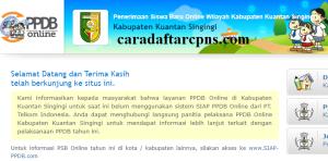 Jadwal PPDB SMA SMK Negeri Kab Kuantan Singingi 2020 2021