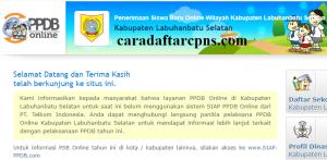 PPDB SMP Kabupaten Labuhanbatu Selatan