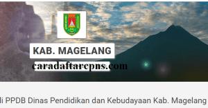 PPDB SMP Kabupaten Magelang
