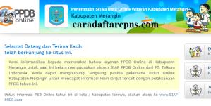 PPDB SMP Kabupaten Merangin