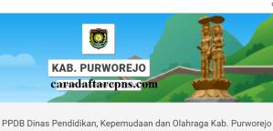 Pengumuman Hasil PPDB SMA SMK Negeri Kabupaten Purworejo 2020 2021