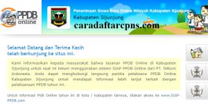 PPDB SMP Kabupaten Sijunjung