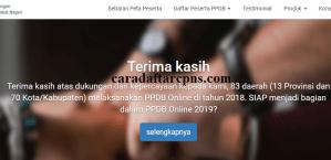 PPDB SMP Kabupaten Sragen