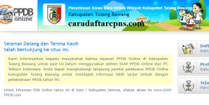 Jadwal PPDB SMA SMK Negeri Kab Tulang Bawang 2020 2021