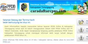 Jadwal PPDB SMA SMK Negeri Kab Tulungagung 2020 2021